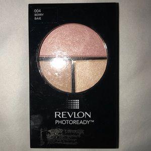 Revlon PhotoReady Sculpting Blush Palette - Berry